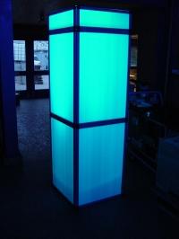 LED-Leuchtkasten 2m - Tagesmiete - Mieten