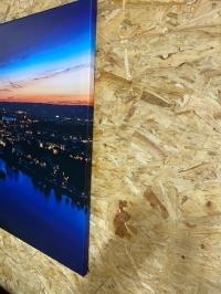 06-Fotodruck auf Leinwand 120x80 cm - Nürburg