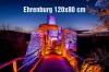 10-Fotodruck auf Leinwand 120x80 cm - Ehrenburg