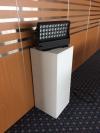 LED Fassadenflooter 40x10 W Helix 4000 - Tagesmiete - Mieten