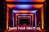 15-Fotodruck auf Leinwand 100x75 cm - Tunnel Polch