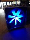 Eventventilator 100 cm Durchmesser beleuchtet - Tagesmiete - Mieten